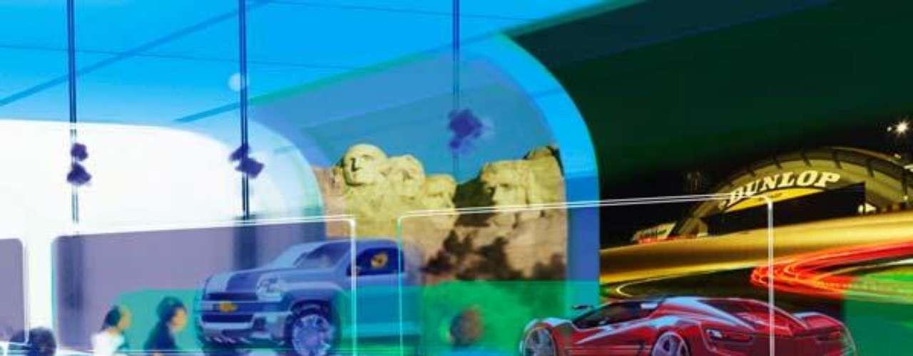 Fotos Test Track de Chevrolet y Disney