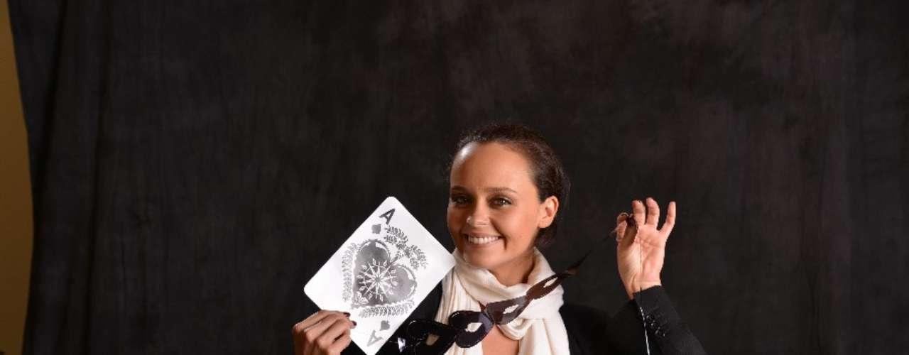 Shaila Dúrcal está feliz por aportar su buena música a la gran fiesta de la música latina.