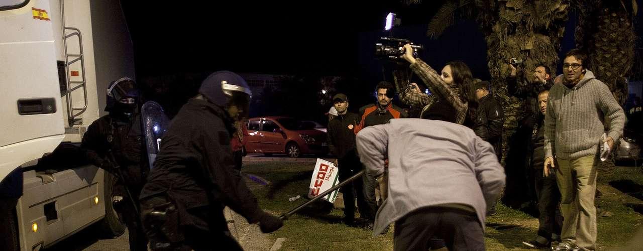 Las principales protestas han tenido lugar en España, Grecia, Portugal e Italia, con focos de apoyoen Bélgica, Alemania, Francia, Reino Unido y algunos miembros de la UE en el este del continente.