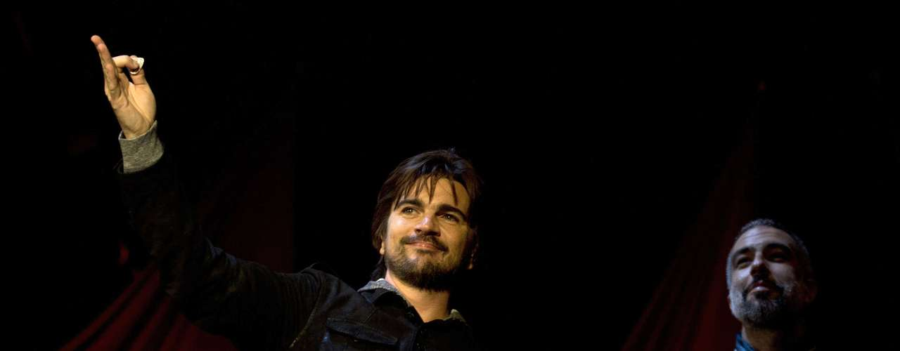 Album of the Year: 'MTV Unplugged' - Juanes