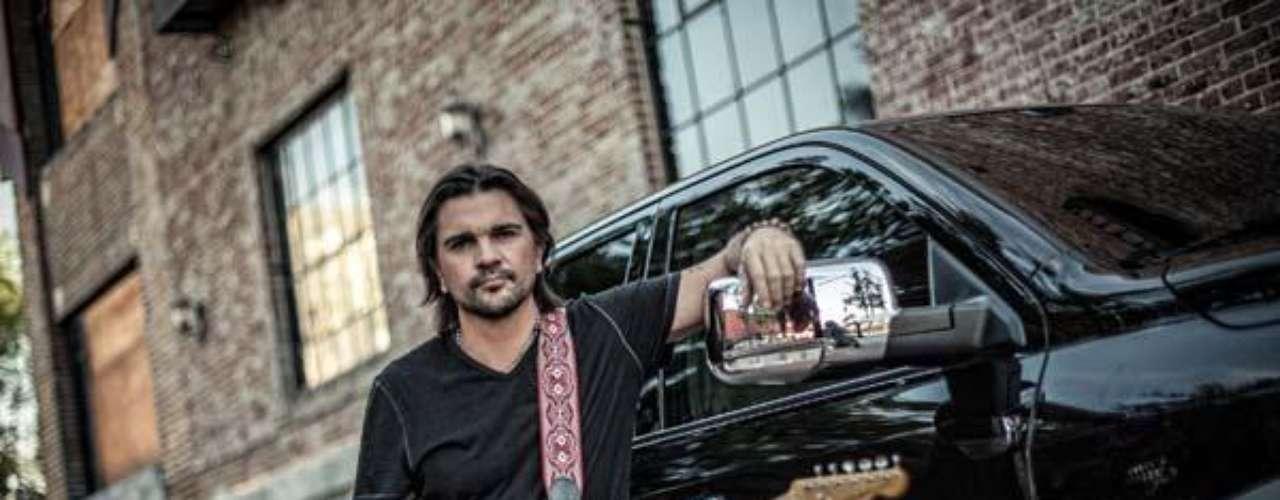 Fotos Juanes es la nueva estrella de RAM