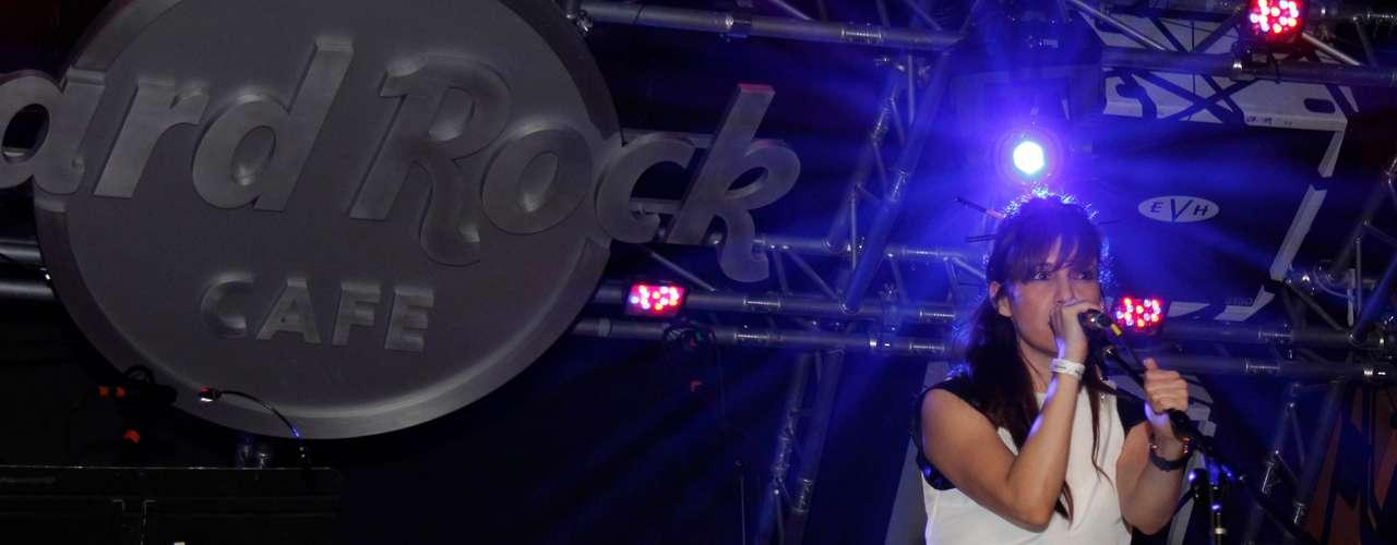 El grupo mexicano JotDog dijo presente en Las Vegas.