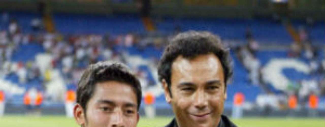 En el 2004, Hugo también llamó la atención aunque haya sido por un día porque los Pumas disputaron el trofeo Santiago Bernabéu ante el Real Madrid. Ante la sopresa de todos, Universidad derrotó al cuadro merengue por 1-0 y así se agenció el título veraniego.