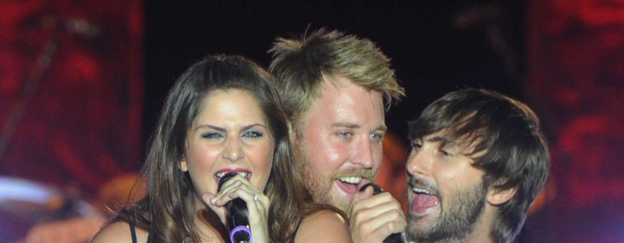 Favorite Band, Duo, or Group - Country: Lady Antebellum