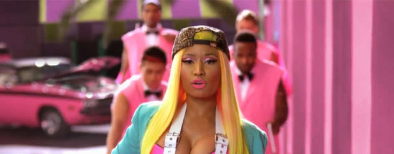 Favorite Artist - Rap/Hip-Hop: Nicki Minaj. There is no other woman in hip-hop who can step up to Minaj right now.