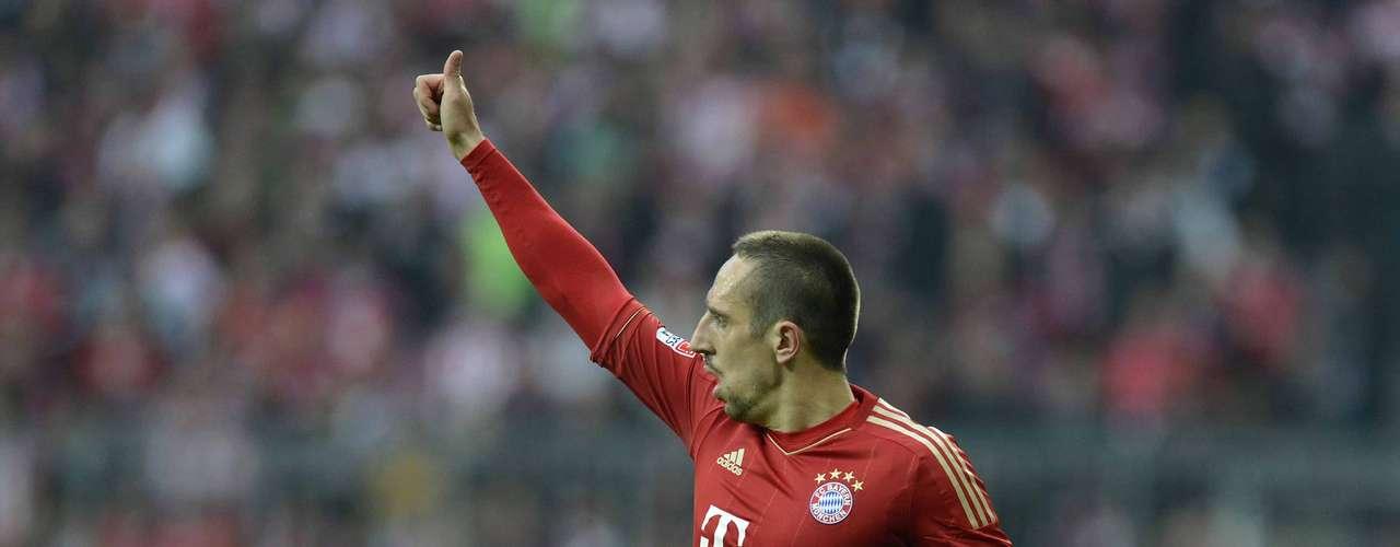 Franck Ribery (France - Bayern Munich)