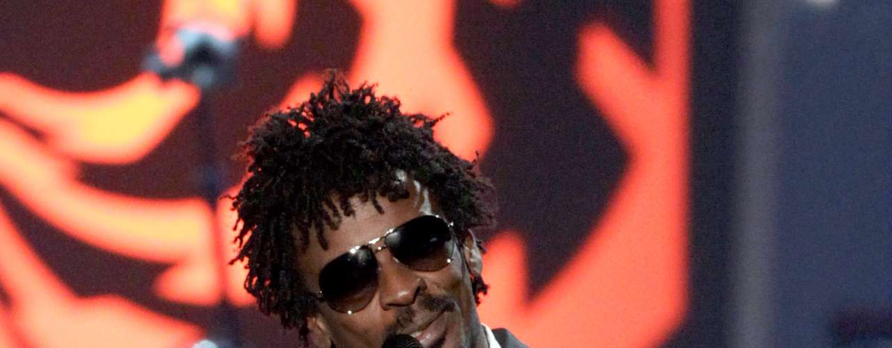 Seu Jorge sang a couple of songs including \