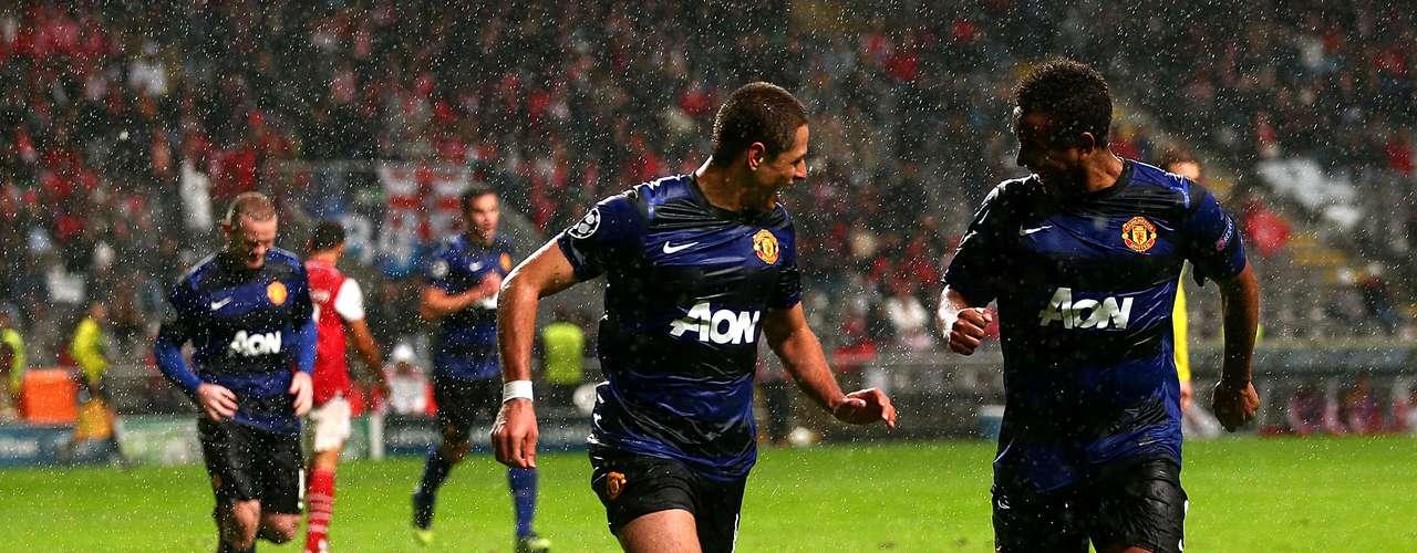 sábado 17 de noviembre - Manchester United y el 'Chicharito' visitan el campo del Norwich