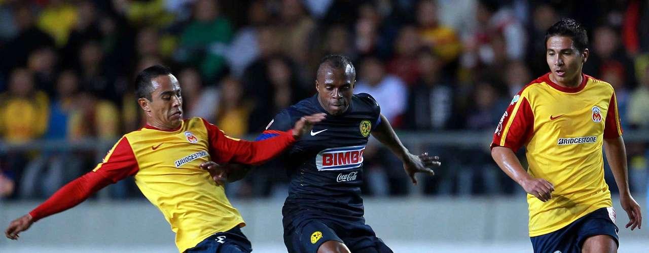sábado 17 de noviembre - América quiere sentenciar la eliminatoria ante Morelia y avanzar a las semifinales del Apertura 2012
