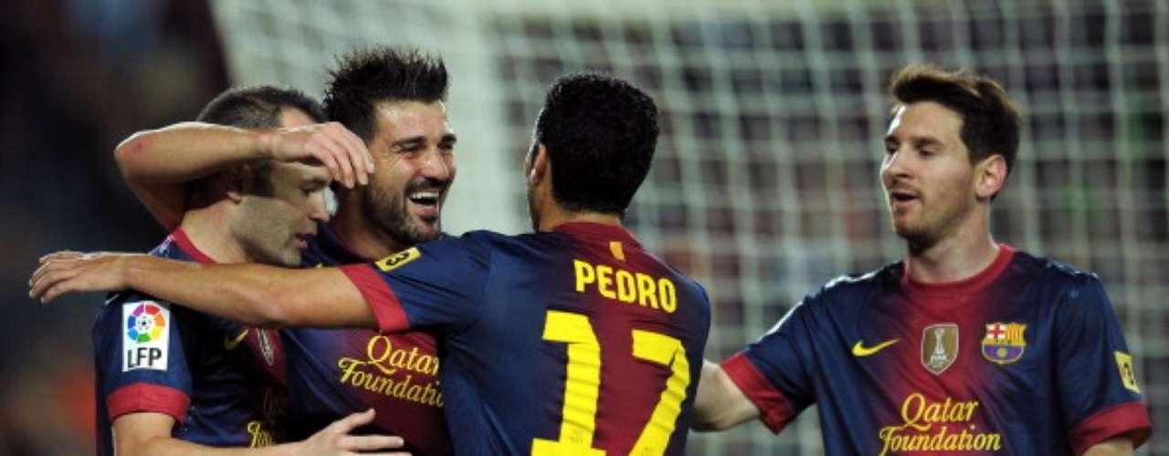 sábado 17 de noviembre - Barcelona buscará seguir ganando y de líder de España cuando se mida al Zaragoza