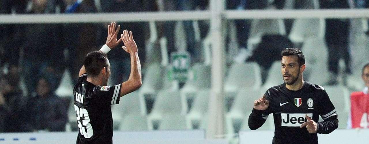 sábado 17 de noviembre - Juventus tiene un duro partido ante Lazio en la fecha 12 del Calcio