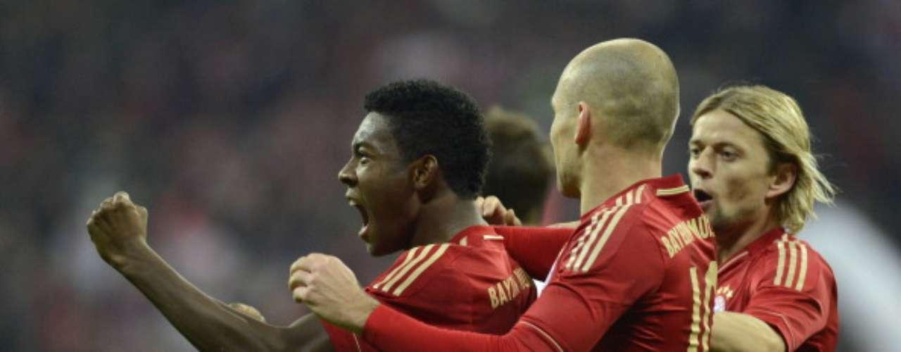 sábado 17 de noviembre - En la jornada 12 de la Bundesliga el Bayern Munich enfrenta a domicilio al Nurenberg