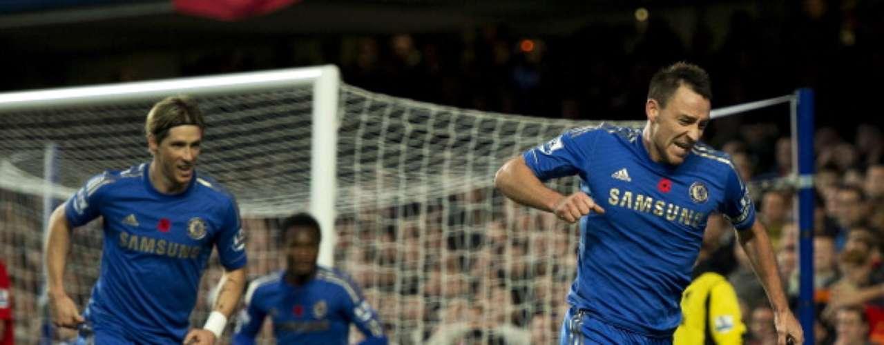 sábado 17 de noviembre - Chelsea juega como visitante frente al West Bromwich en duelo de la Premier League