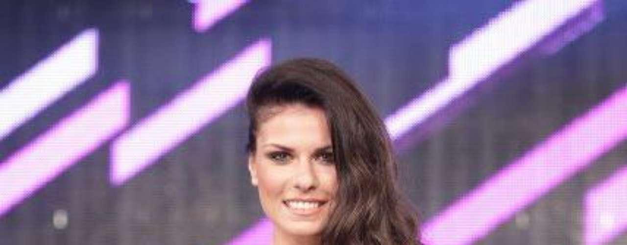 El concurso de belleza Miss Grecia estuvo suspendido los últimos dos años debido a la crisis económica del país, pero ahora se ha puesto a la vanguardia del certamen con la elección de Vasiliki Tsirogianni.