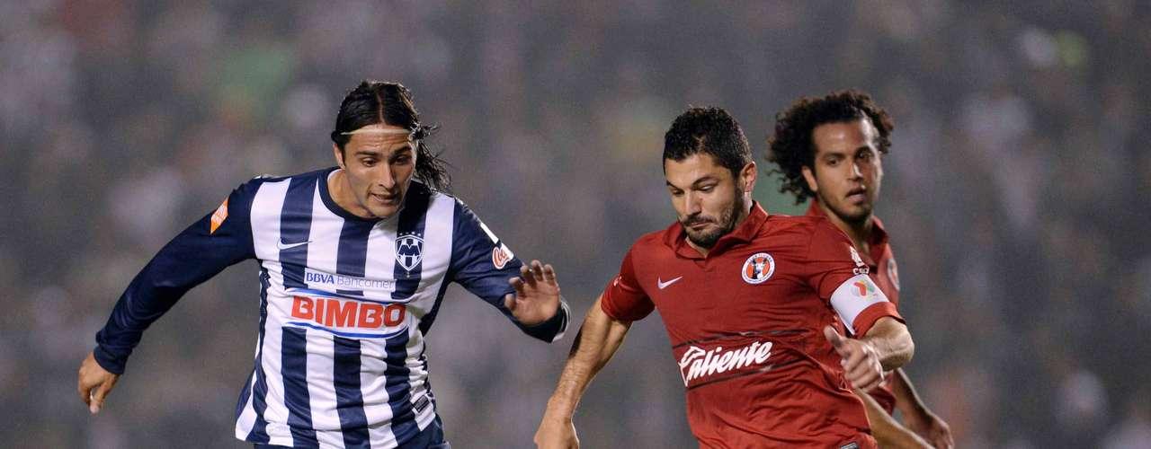 domingo 18 de noviembre - Monterrey viaja a Tijuana para enfrentar a los Xolos en  la Liguilla del Apertura 2012