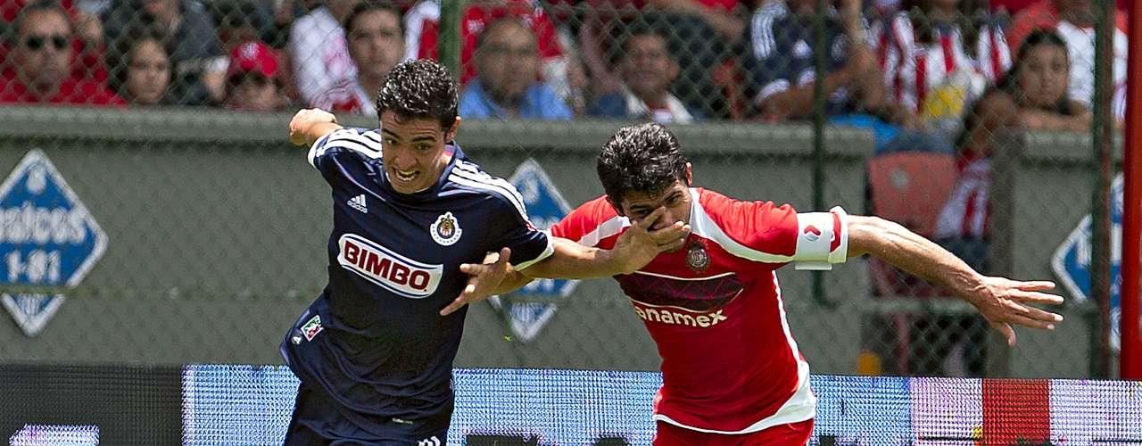 domingo 18 de noviembre - El líder Toluca recibe a las Chivas en el partido de Vuelta de los Cuartos de Final del Apertura 2012