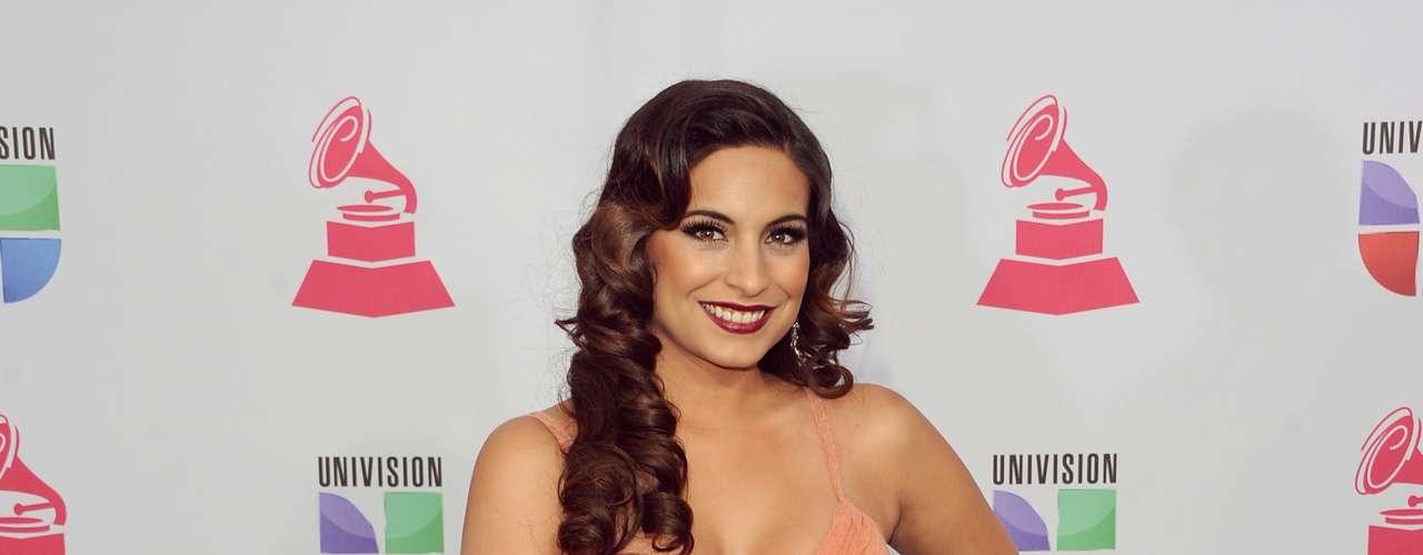 MEJOR: La actriz de la telenovela \