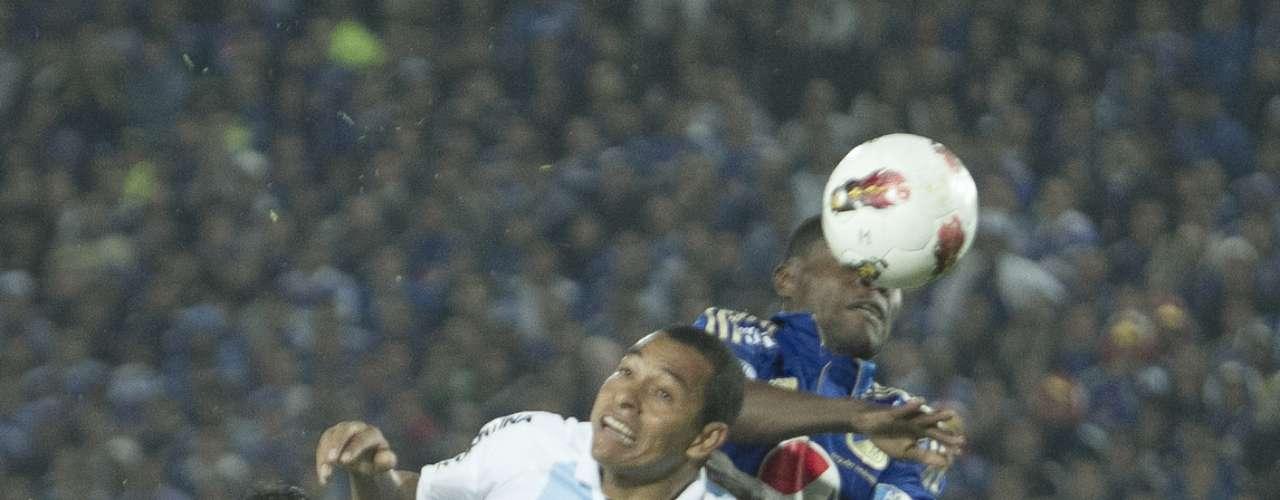 Gremio probó muy poco a Delgado en el segundo tiempo, la altura pareció afectarlos y bajaron el ritmo con el que jugaron varios minutos del primer tiempo
