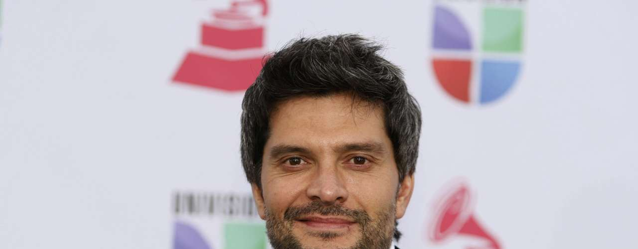 Actor Marcelo Cordoba of Argentina arrives to the the 13th Latin Grammy Awards in Las Vegas, Nevada November 15, 2012.   REUTERS/Steve Marcus (UNITED STATES  - Tags: ENTERTAINMENT)