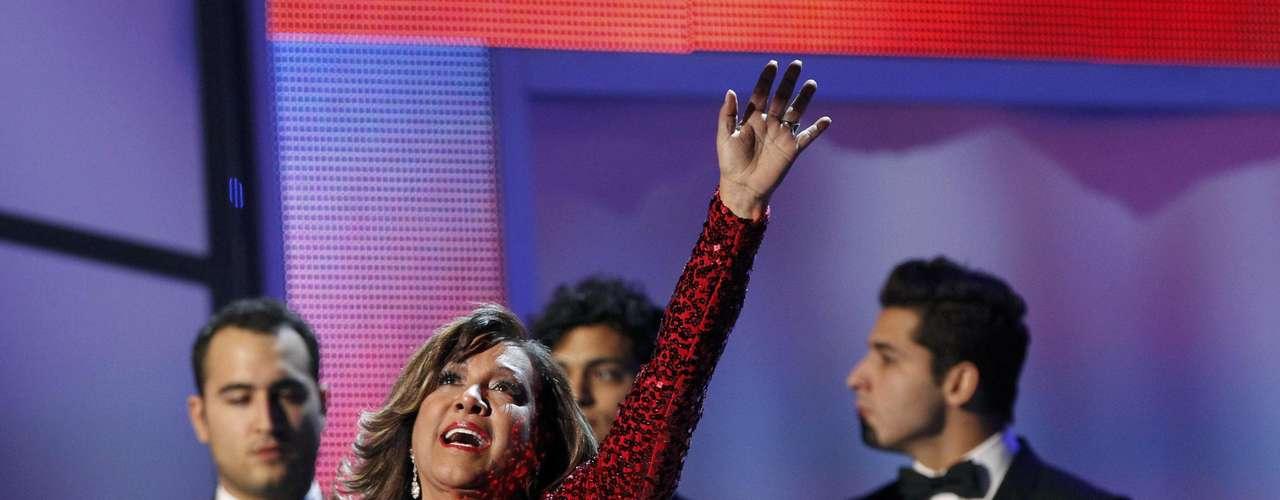 Milly Quezada gana el gramófono al Mejor Álbum Contemporáneo por el disco \