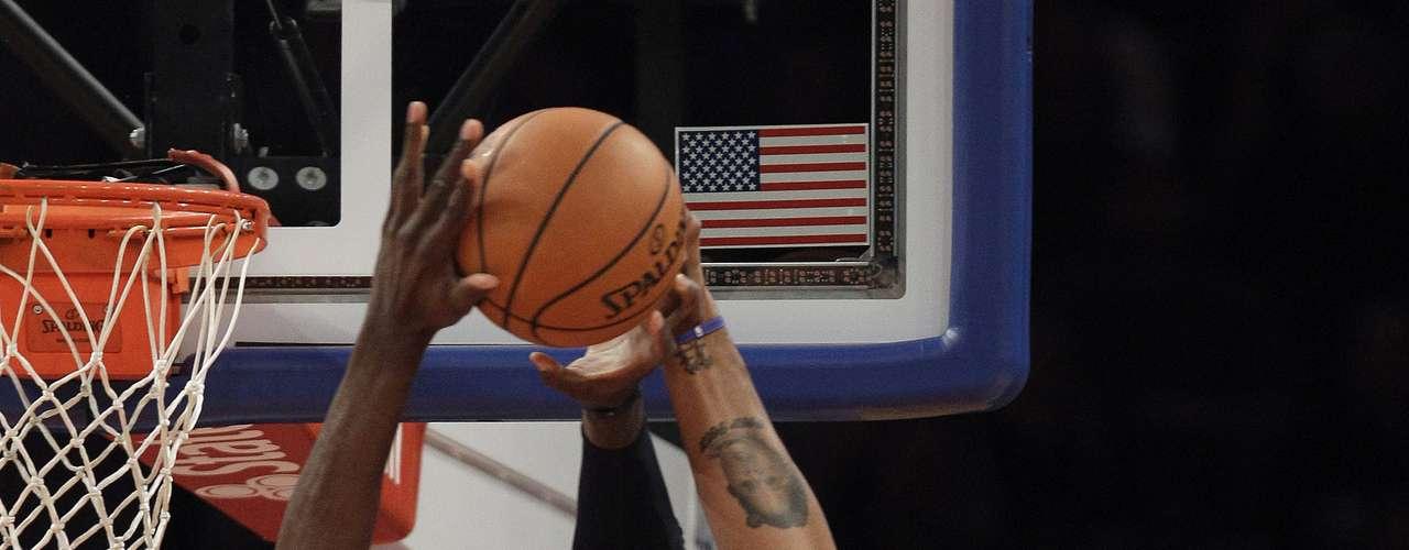 El encuentro se disputó en el Madison Square Garden de Nueva York.