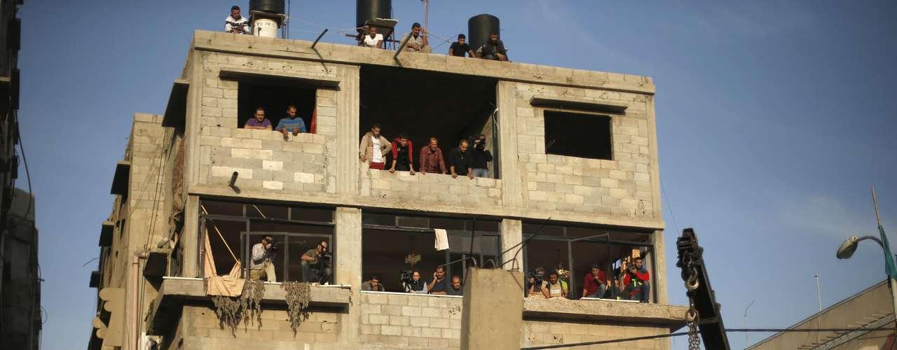 La Guerra terminó un año después, dejando a Gaza bajo controlada por la milicia egipcia. No obstante, los conflictos se han repetido a lo largo de los años. Las semana pasada, el ejército israelí bombardeó la Franja de Gaza  en respuesta al disparo de un cohete y fuego de mortero procedente del territorio palestino.