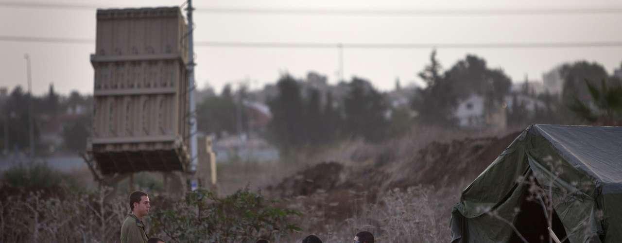 Sin embargo, este residente dice que hay un amplio apoyo a la ofensiva militar en la Franja de Gaza. \