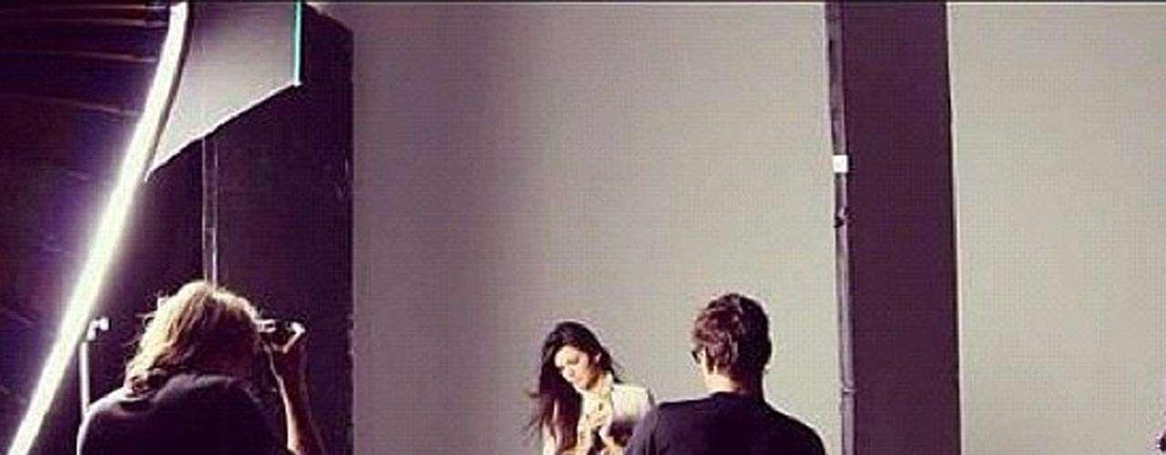 Kendall Jenner es la menor de la familia Kardashian.