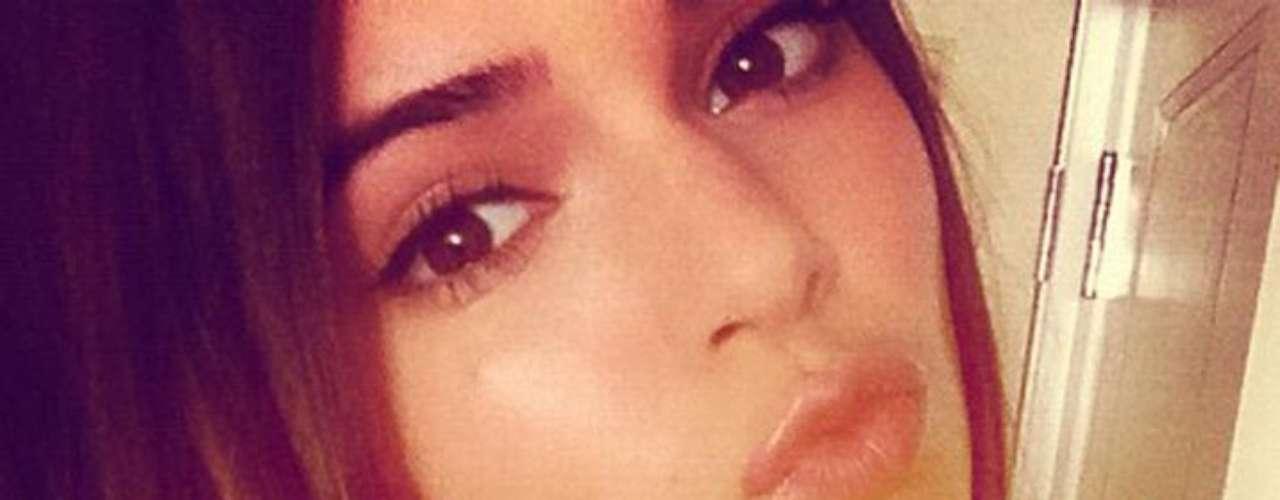 Kendall  ya ha aparecido en números de la revista Teen Vogue.