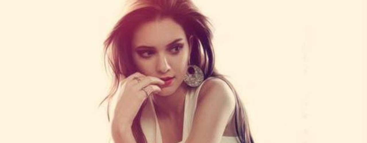 Kendall Jennfer es hija de Bruce Jenner y Kris Jenner, hermanastra de  Kim, Kourtney, Khloe y Robert Kardashian.