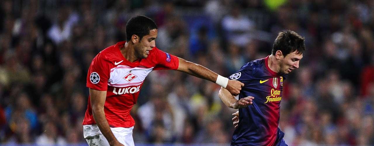 martes 20 de noviembre - Barcelona se mete a Rusia para visitar el campo del Spartak de Moscú en busca de la clasificación