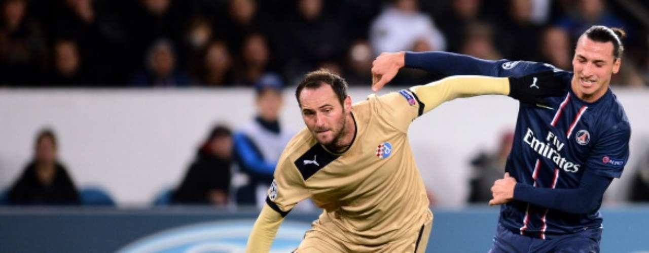 miércoles 21 de noviembre - París Saint Germain busca la clasificación en el Grupo A en su visita al Dynamo de Kiev