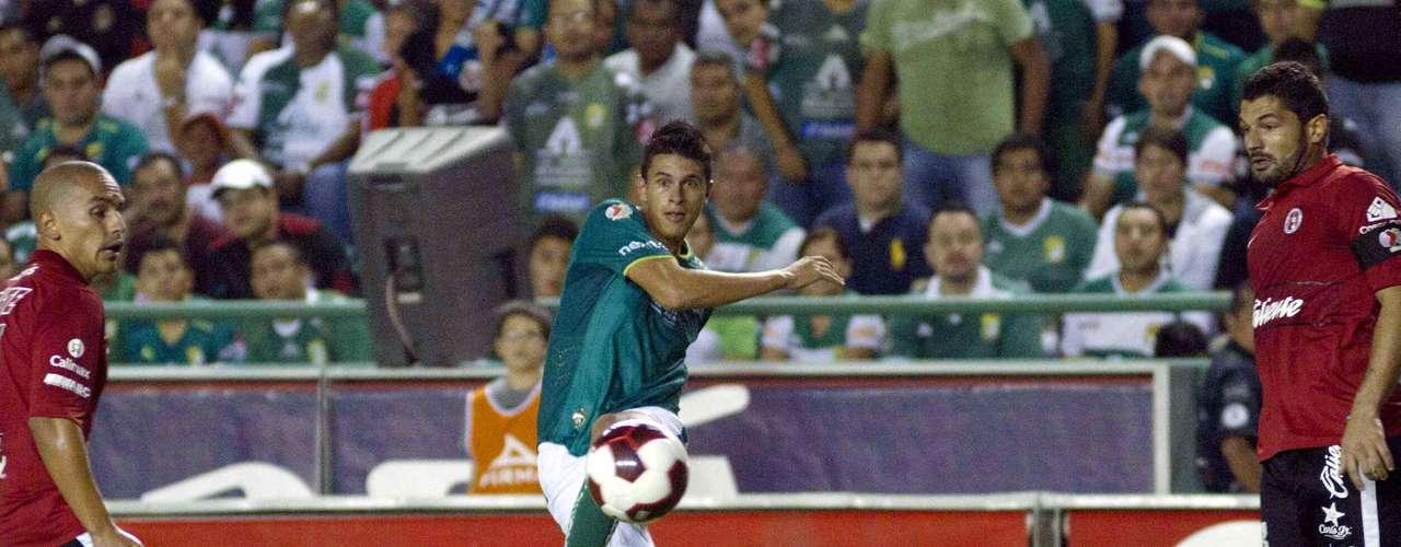 jueves 22 de noviembre - León se mide ante Tijuana en el partido de Ida de las semifinales de la Liga MX