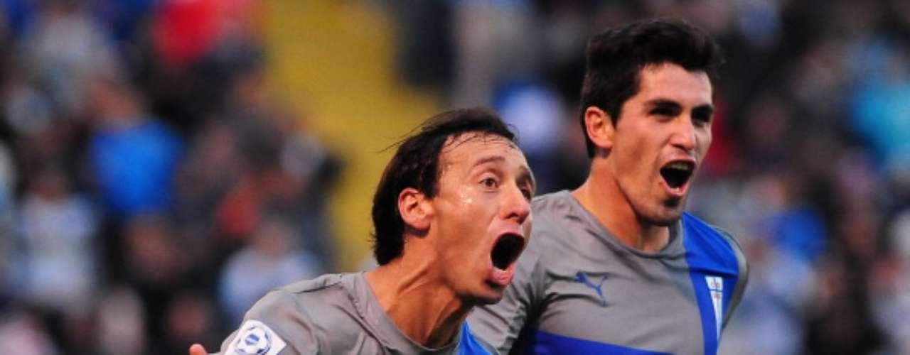 jueves 22 de noviembre - La U Católica recibe a Sao Paulo en las semifinales de la Copa Sudamericana