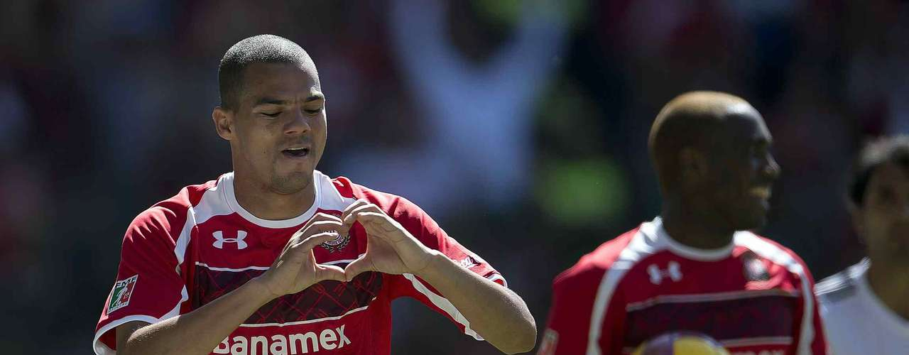 Volante ofensivo - Lucas Silva - Toluca. El brasileño marcó un gol y puso un pase para otro en la victoria de 3-1 ante Guadalajara en el partido de Vuelta