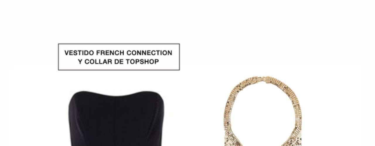 Esta temporada dedícate a brillar como nunca con una combinación 'Black & Gold'. Lleva el dorado en accesorios y prepárate para derrochar estilo y glamour.