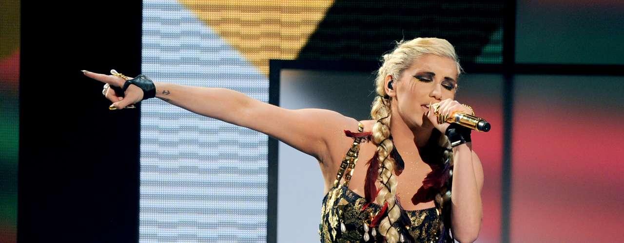 Y a ustedes, como les pareció el performance de Ke$ha?