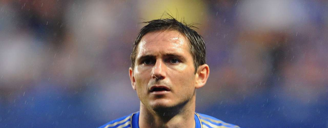 Frank Lampard (England - Chelsea)