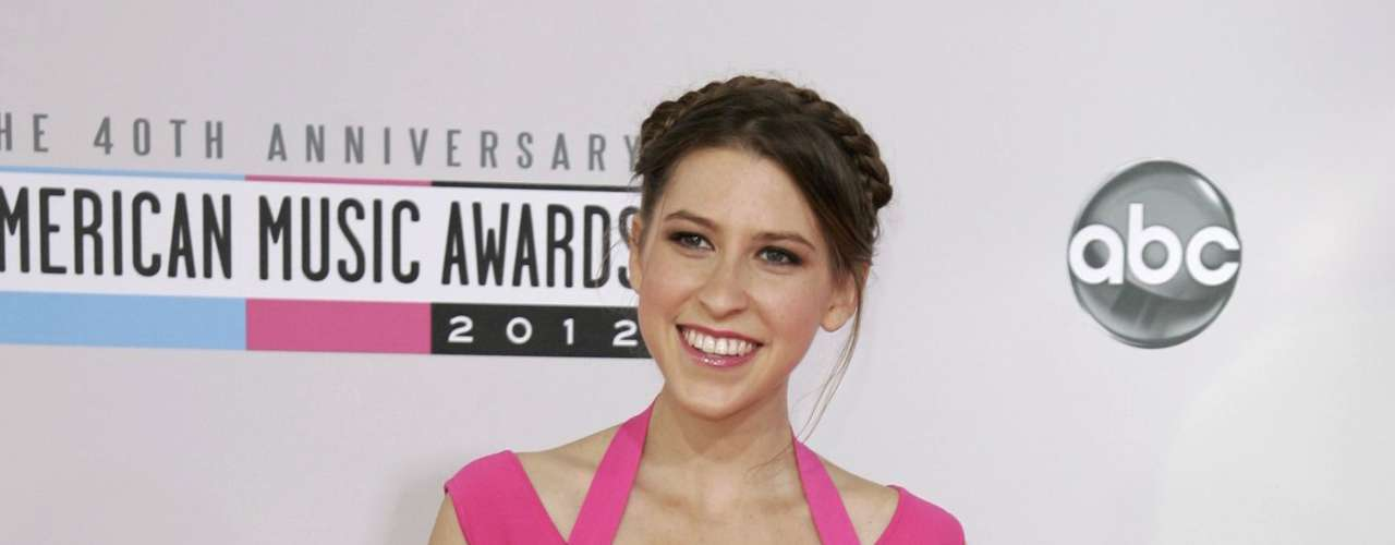 Actress Eden Sher, from the sitcom \