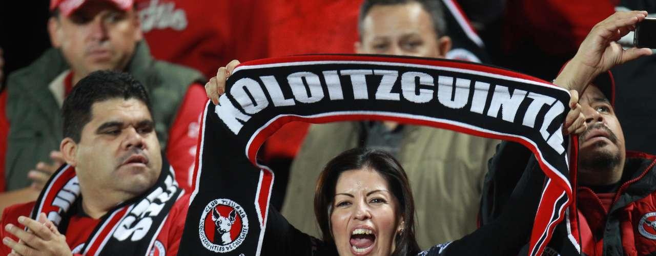 A Tijuana fan.