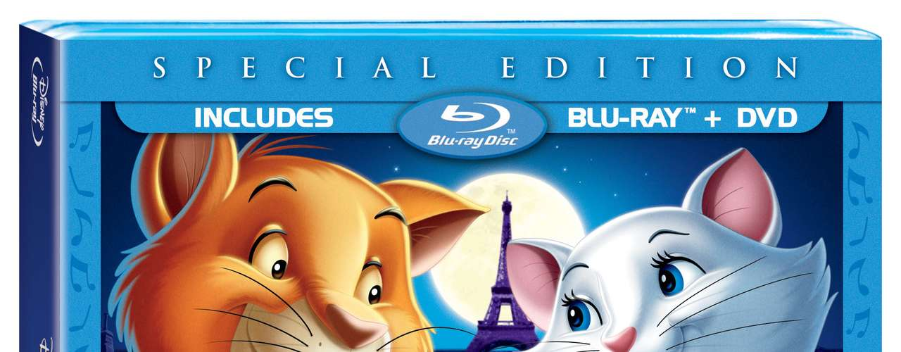 ARISTOCATS. El espectacular largometraje animado Nº 20 de Disney \