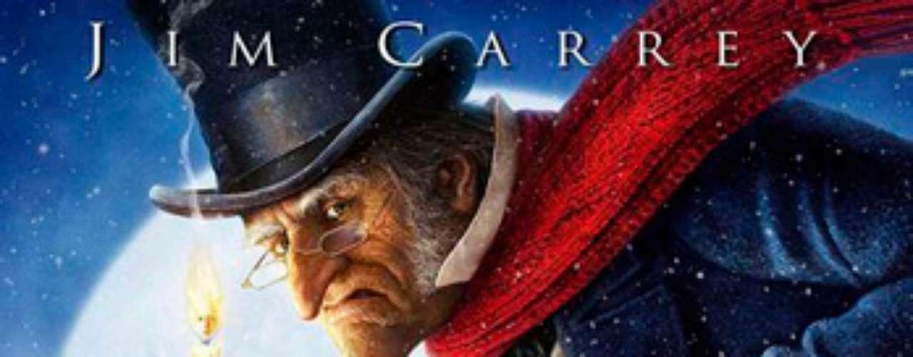ANIMADAS: Disney's A Christmas Carol - Cuento de navidad, 2009. Ebenezer Scrooge (Jim Carrey) comienza las vacaciones de Navidad con su habitual actitud despreciativa y bruscos modales cuando habla con su fiel empleado Bob Cratchit (Gary Oldman) y con su alegre sobrino (Colin Firth). Pero cuando los espíritus de las Navidades pasadas, presentes y futuras lo llevan en un esclarecedor viaje que le revela verdades que él se resiste a creer.