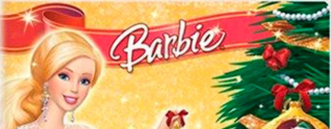 ANIMADAS: Barbie in a Christmas Carol - Barbie en Un Cuento de Navidad, 2008. Es una adaptación del cuento clásico de Charles Dickens \