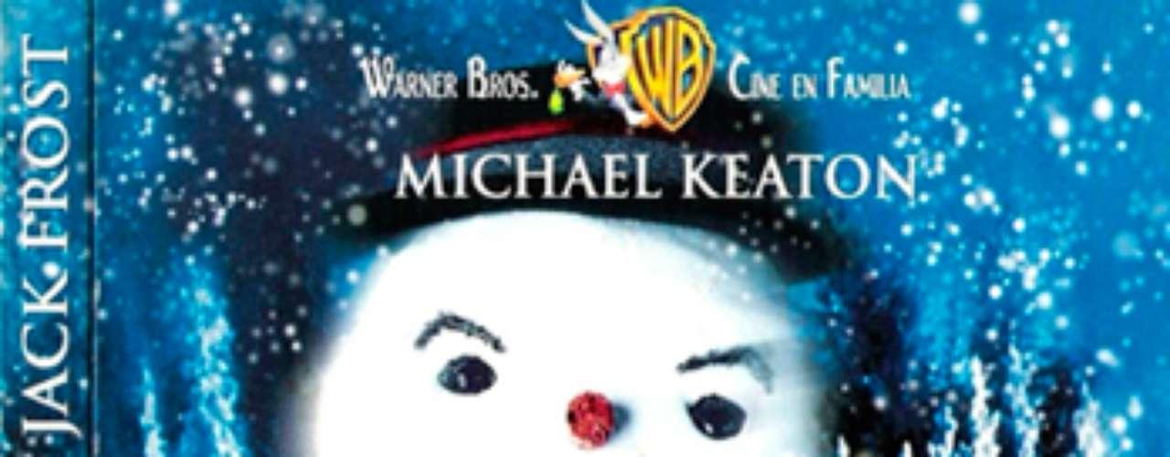 CUENTOS: Jack Frost, 1998. Jack es un cantante que se pasa viajando la mayor parte del tiempo, así que no puede dedicarle tanto como quisiera a su hijo Charlie. Tras morir en un accidente de automóvil, Charlie se queda muy triste hasta que Jack regresa reencarnado en un muñeco de nieve.