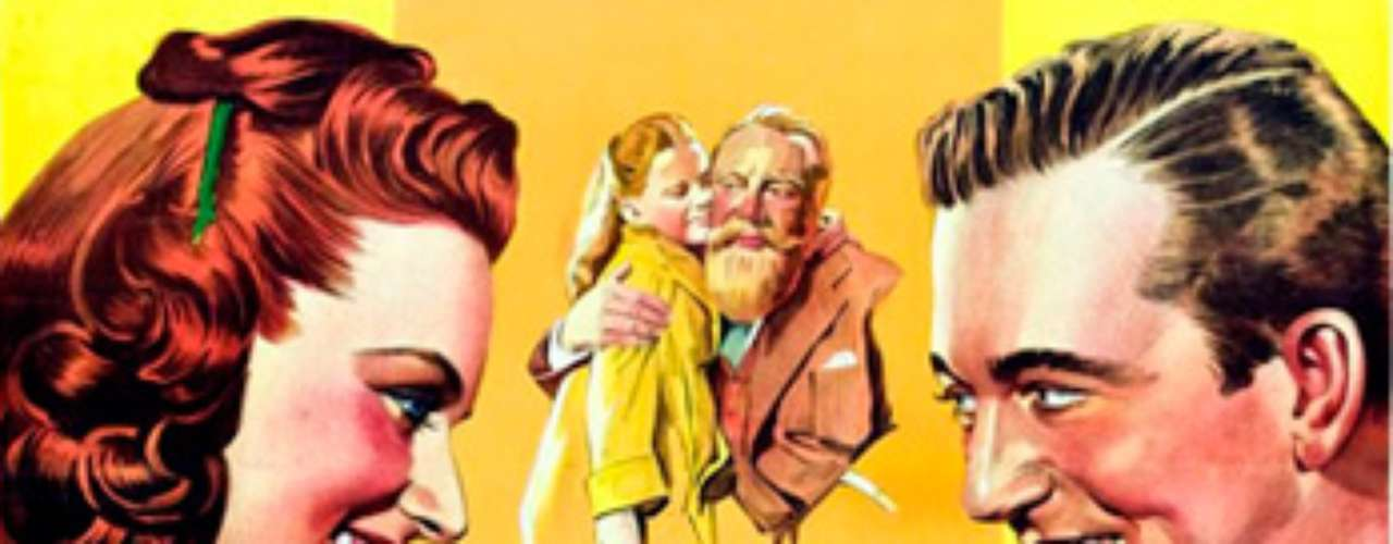 CLÁSICAS: Miracle on 34th Street, 1947. Durante un desfile navideño organizado por las grandes almacenes Macy de Nueva York, el hombre que encarna a Santa Claus ha de ser sustituido porque se encuentra indispuesto. Un anciano llamado Kris Kringle es contratado para el trabajo, pero todo se complica cuando asegura que es el auténtico Santa Claus.