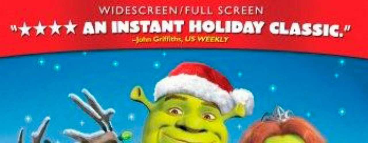 ANIMADAS: Shrek the Halls- La Navidad con Shrek, 2007. Justo cuando Shrek pensaba que, por fin, podría sentarse, relajarse en su ciénaga y disfrutar de su recién ampliada familia... llega la Navidad. Es Nochebuena y todo el mundo está feliz, excepto Shrek. En estas fechas, el ogro no es precisamente la viva imagen de la alegría.