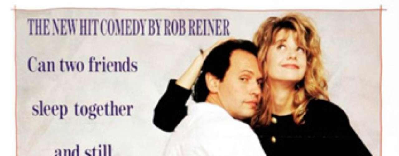 CLÁSICAS: When Harry Met Sally - Cuando Harry encontró a Sally, 1989. Harry Burns (Billy Cristal) y Sally Albright (Meg Ryan) son dos estudiantes universitarios que se conocen por casualidad, cuando ella se ofrece a llevar Harry en su coche. Durante el viaje hablan sobre la amistad entre personas de diferente sexo y sus opiniones son absolutamente divergentes. A pesar de ello, pasan los años y su relación continúa.