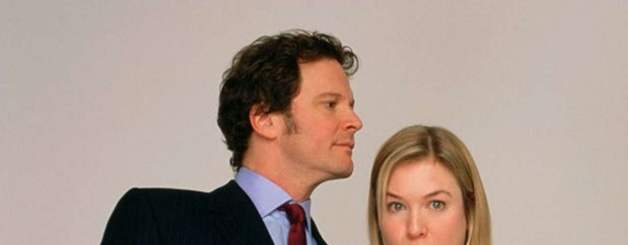 Colin Firth. Mark Darcy en 'Bridget Jones's Diary'