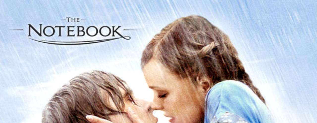 Ryan Gosling. Noah in 'The Notebook'