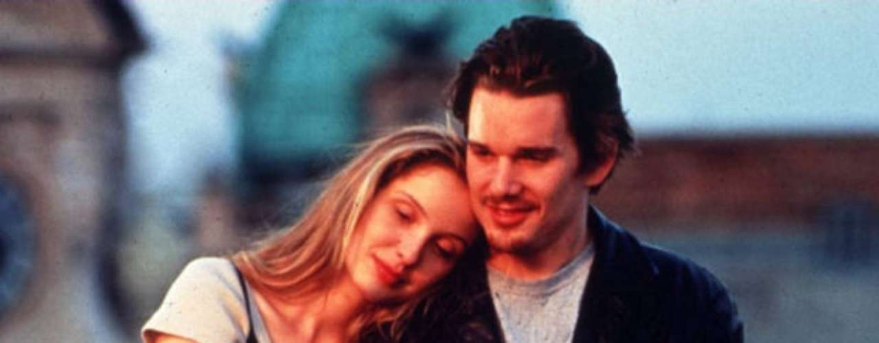 Ethan Hawke. Jesse in 'Before Sunrise'